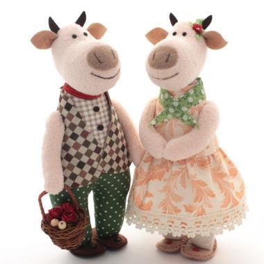 Бык и Коровка