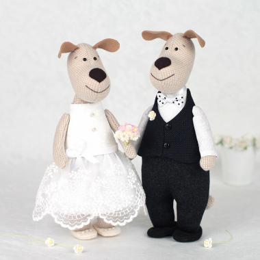 Свадебные собаки – символ верности