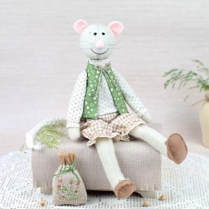 Мышонок Митя – Домовой
